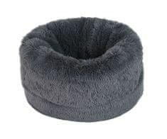 O´ lala Pets Natalie krevet za psa, 45 cm, tamno siva