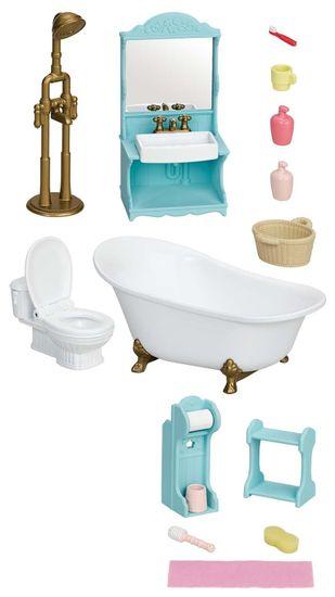 Sylvanian Families Pohištvo za kopalnico