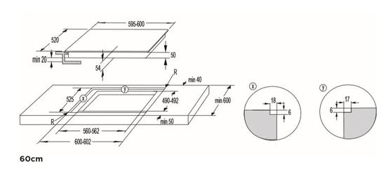 Gorenje elektryczna płyta indukcyjna IT40SC