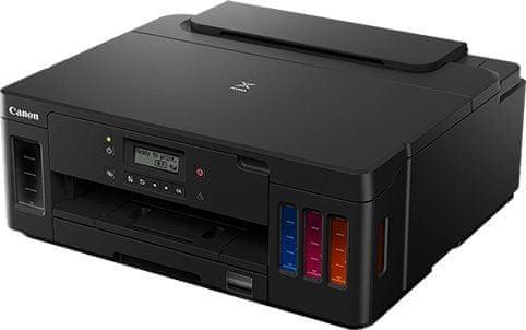 Canon Pixma G5040 brizgalni tiskalnik + GRATIS: 2x črno črnilo