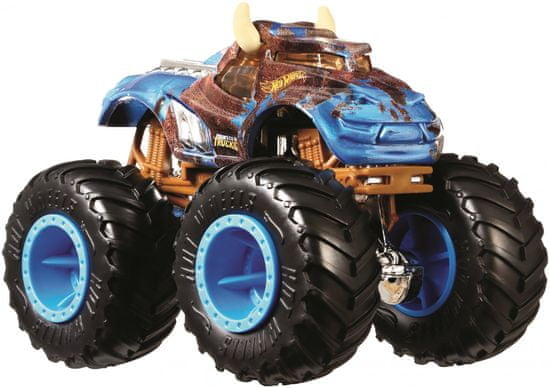Hot Wheels Monster Trucks Rušilni duo