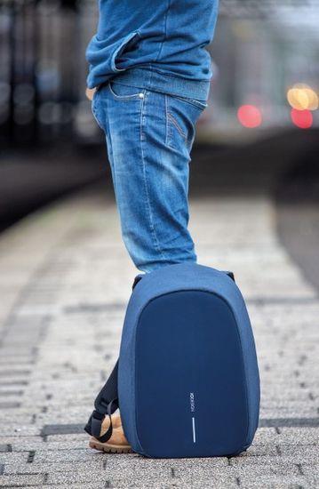 """XD Design Bezpečnostní batoh Bobby Pro 15,6"""" P705.245, modrý"""
