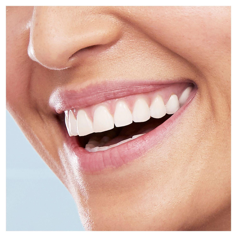 Oral-B Vitality White Sensitive + pasta Oral-B Original 75 ml Asystent
