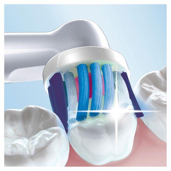 Oral-B Vitality Pink 3DW električna zobna ščetka
