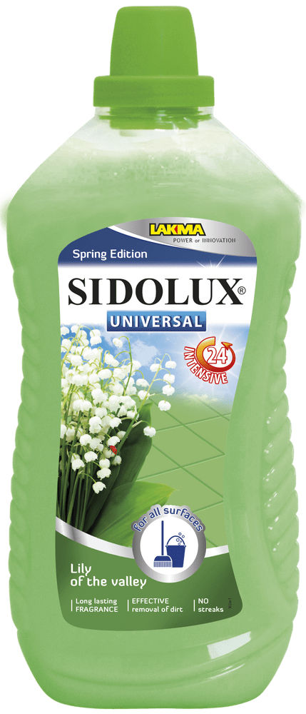 Sidolux Univerzální čistící prostředek Konvalinka 1 l