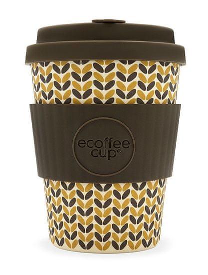 Ecoffee cup Threadneedle bambusova šalica, 350 ml
