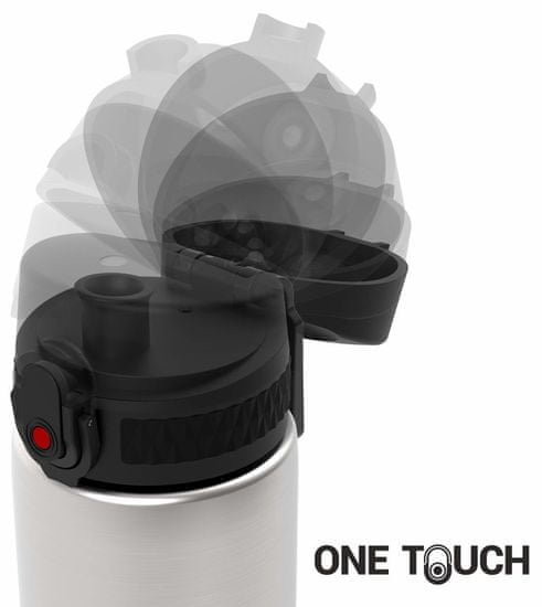 ion8 One Touch termos boca Red, 480 ml