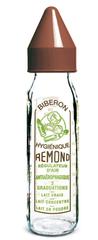 DBB Remond Vintage gyerek üveg 240 ml barna
