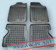 REZAW-PLAST Gumové autokoberce Renault Kangoo 1997-2008 (5 míst)