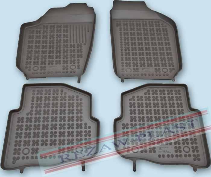 REZAW-PLAST Gumové autokoberce Seat Cordoba 2003-2009