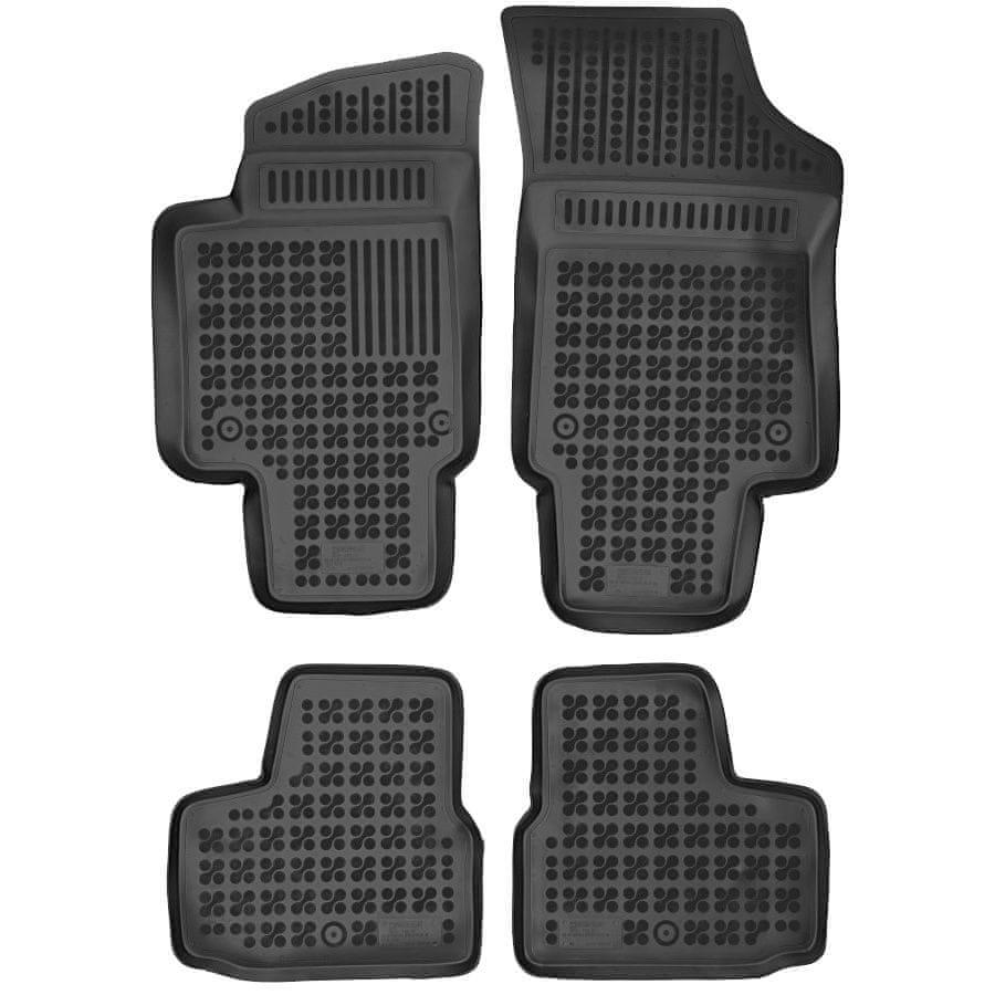 REZAW-PLAST Gumové autokoberce Seat Mii 2012-