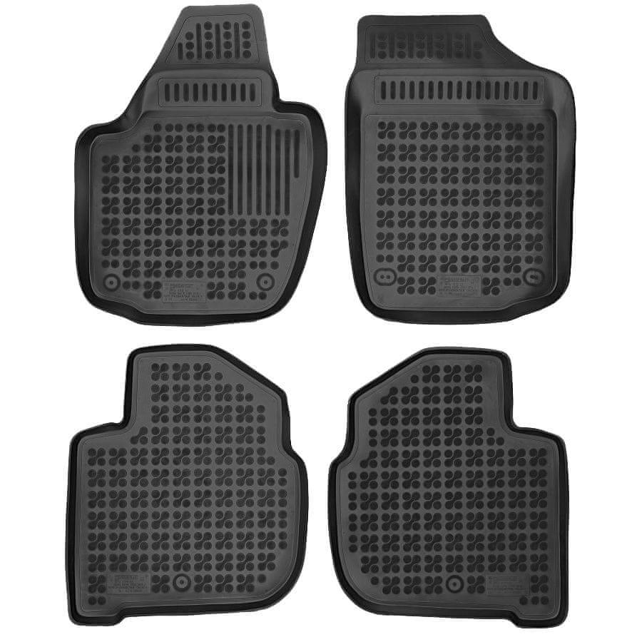 REZAW-PLAST Gumové autokoberce Seat Toledo 2013-