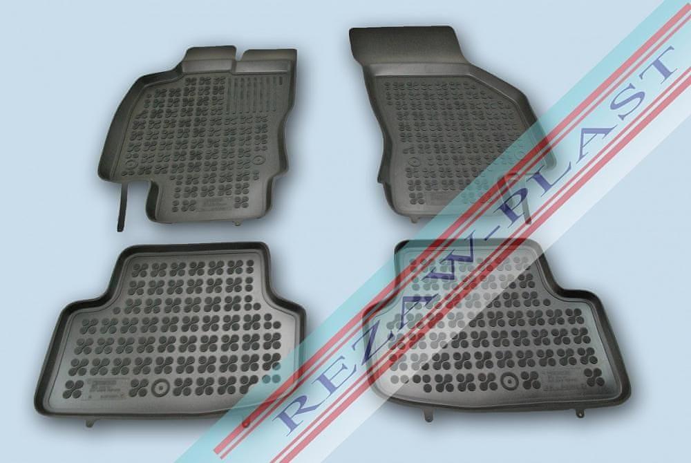 REZAW-PLAST Gumové autokoberce Seat Leon 2013-