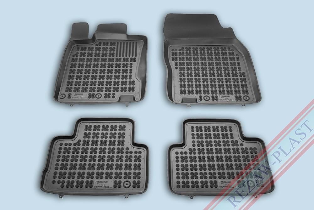 REZAW-PLAST Gumové autokoberce Nissan Qashqai 2014-