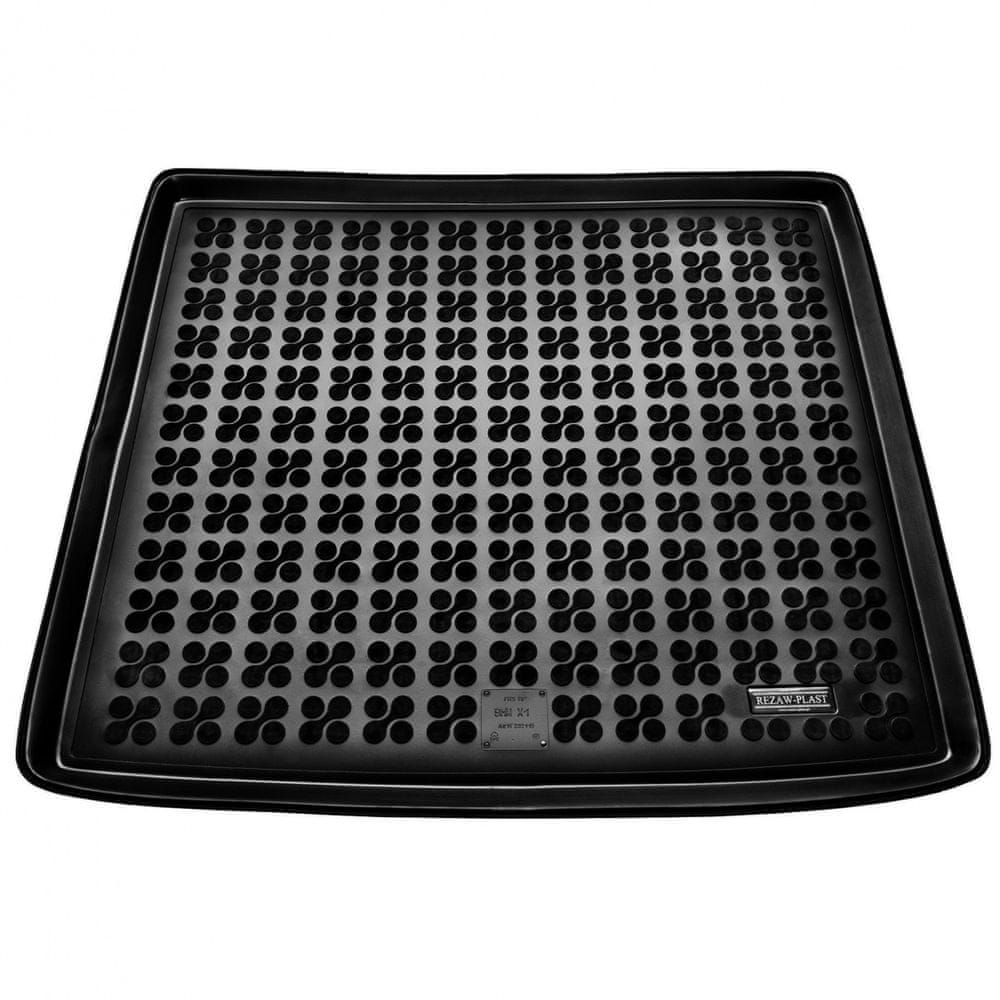 REZAW-PLAST Gumová vana do kufru BMW X1 2009-2015 (E84)
