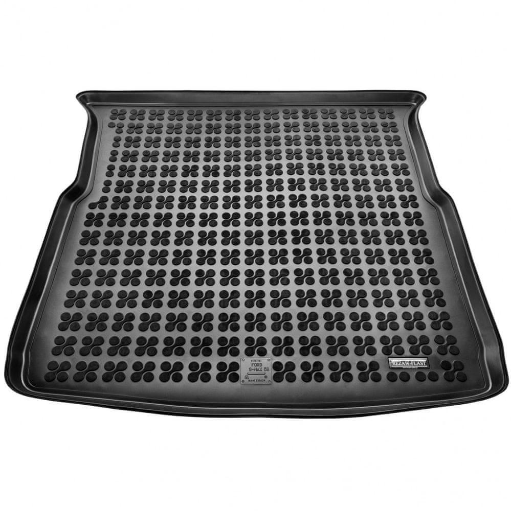 REZAW-PLAST Gumová vana do kufru Ford S-Max 2006-2015 (5 míst)