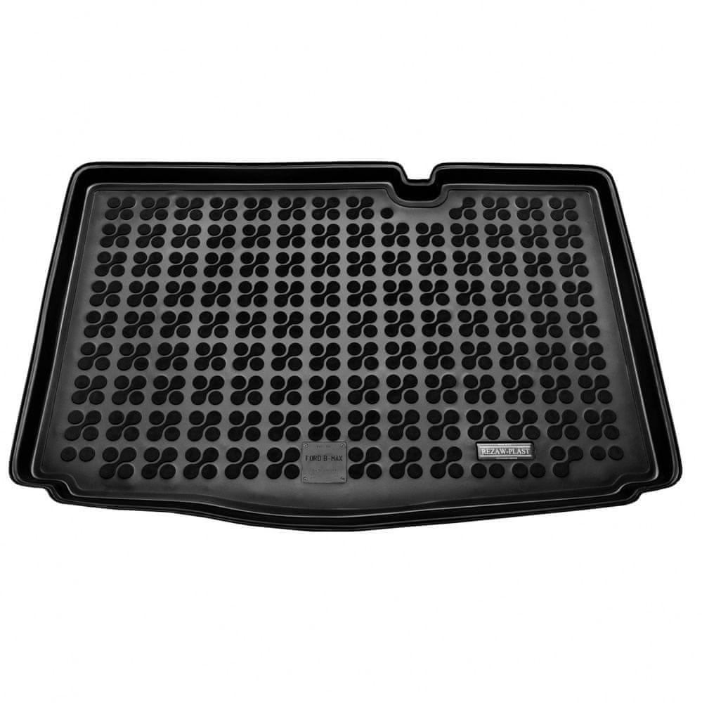 REZAW-PLAST Gumová vana do kufru Ford B-Max 2012-2017 (dolní dno)