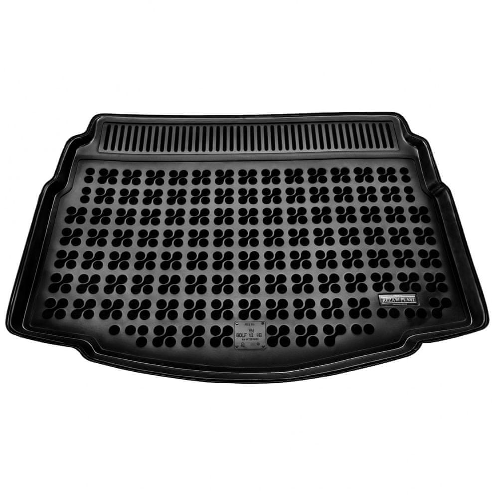 REZAW-PLAST Gumová vana do kufru VW Golf VII. 2012- (hb, dolní dno)