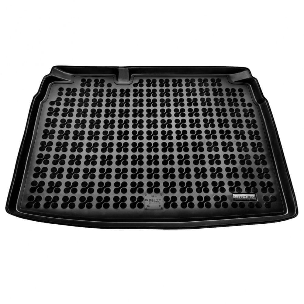 REZAW-PLAST Gumová vana do kufru VW Golf VI. 2008-2012 (hb - opravná sada)