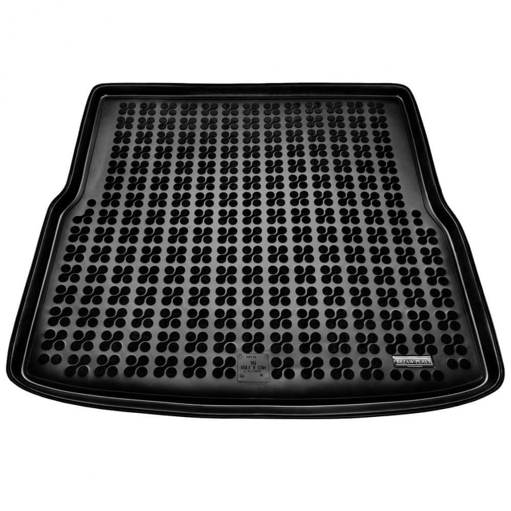 REZAW-PLAST Gumová vana do kufru VW Golf VI. 2008-2012 (combi)