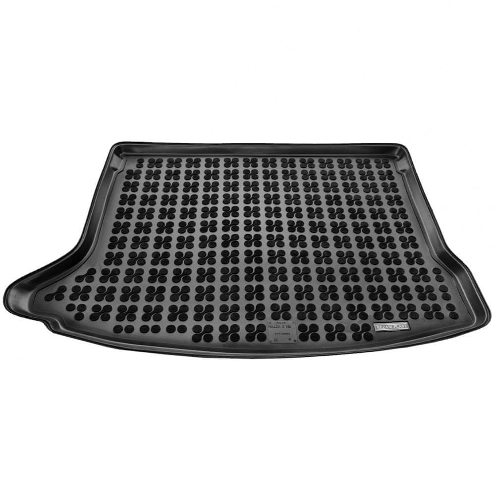 REZAW-PLAST Gumová vana do kufru Mazda 3 2013-2019 (hb)