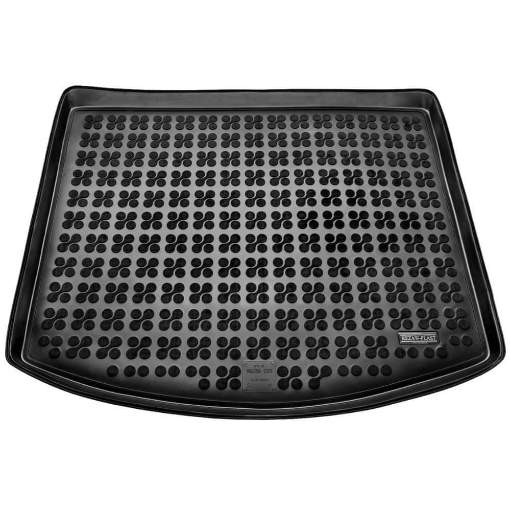 REZAW-PLAST Gumová vana do kufru Mazda CX-5 2012-2017