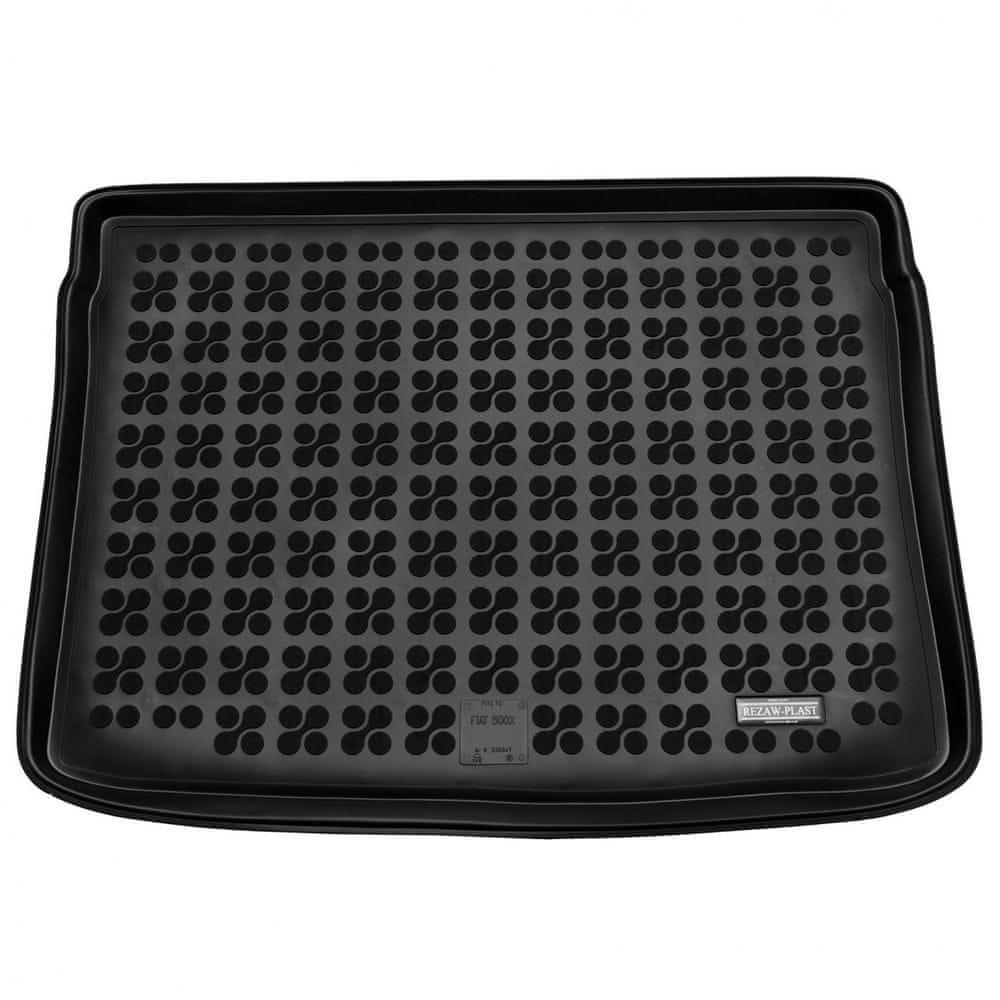 REZAW-PLAST Gumová vana do kufru Fiat 500X 2014- plná rezerva