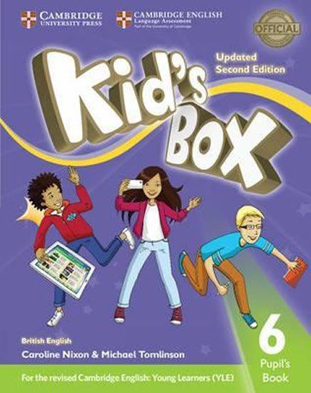 Nixon Caroline: Kid´s Box Level 6 Pupil´s Book British English