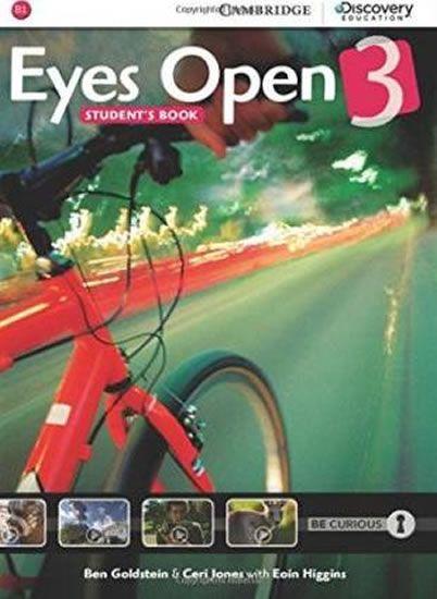 Goldstein Ben: Eyes Open Level 3 Student´s Book