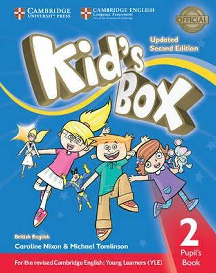 Nixon Caroline: Kid´s Box Level 2 Pupil´s Book British English