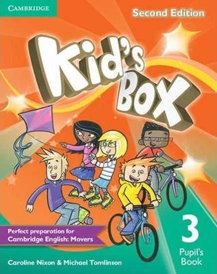 Nixon Caroline: Kid´s Box 3 Second Edition Pupil´s Book