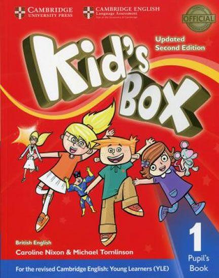 Nixon Caroline: Kid´s Box Level 1 Pupil´s Book British English