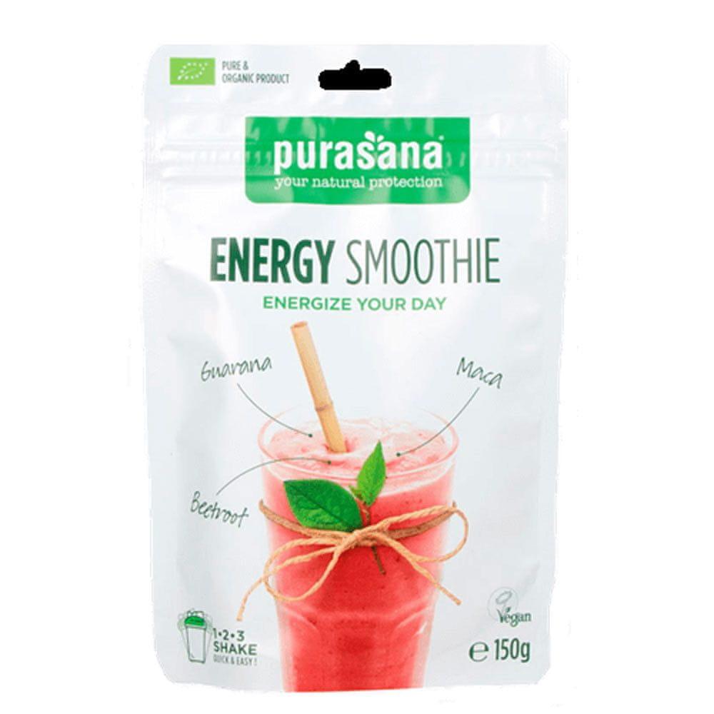 Purasana Smoothie Sport BIO Jméno: Smoothie Energy bio 150 g