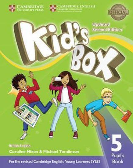 Nixon Caroline: Kid´s Box Level 5 Pupil´s Book British English