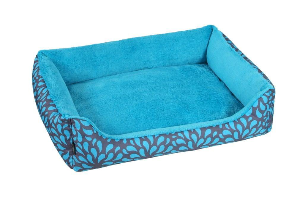 O´ lala Pets Pelech Super de luxe 85x120 cm modrá