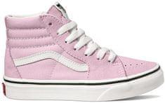 Vans dekliški čevlji UY SK8-Hi Lilac Snow/True white, 32