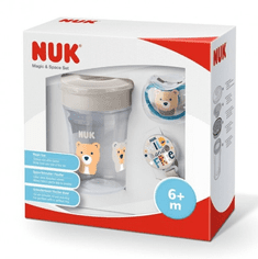 Nuk Magic Cup&Space Set neutral