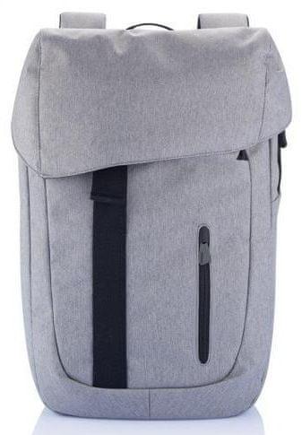 XD Design nahrbtnik za prenosni računalnik Osaka 15,6, siv P705.602
