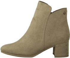 Tamaris dámská kotníčková obuv 25372 38 béžová