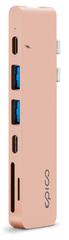 EPICO USB Type-C HUB PRO, gold