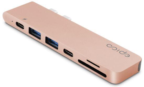 EPICO USB Type-C HUB PRO, zlat