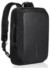 """XD Design Bezpečnostní batoh/aktovka Bobby Bizz 15,6"""", černý P705.571"""