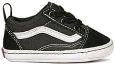 Vans chlapecké tenisky IN Old Skool Crib Black/True White 19 černá