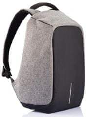 """XD Design Bezpečnostní batoh Bobby XL 17"""", šedý P705.562"""