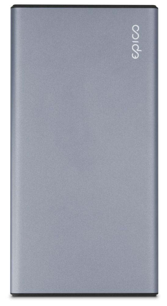 EPICO Externí baterie ELOOP by E29, šedá 9915101900014