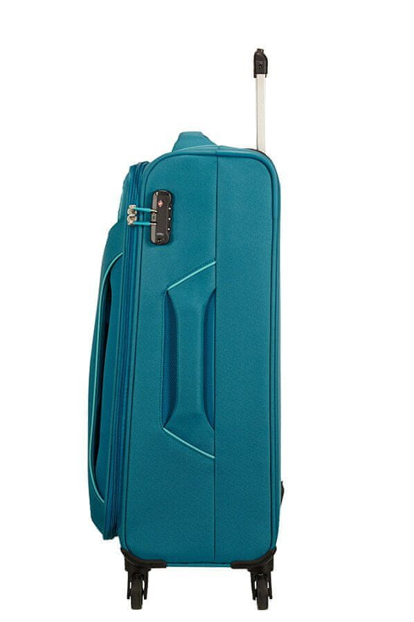 American Tourister Holiday Heat kufr 67 cm Zelená