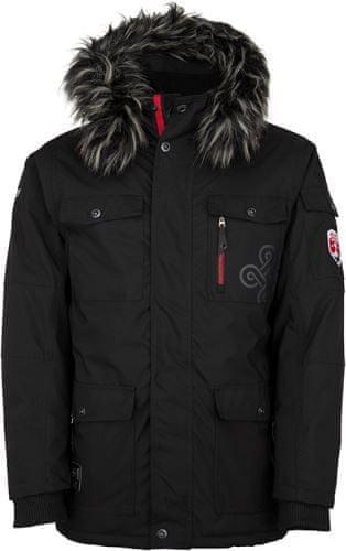 Kilpi Pánská zimní bunda KILPI PILOT-M černá M