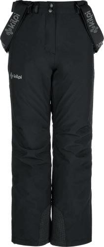 Kilpi Dětské zimní lyžařské kalhoty KILPI EUROPA-JG černá 134_140