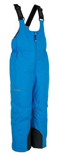 Kilpi Dětské zimní lyžařské kalhoty KILPI DARYL-JB modrá 134_140