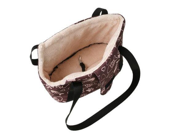 O´ lala Pets torba do transportu zwierząt Madonna 25x40x30 cm